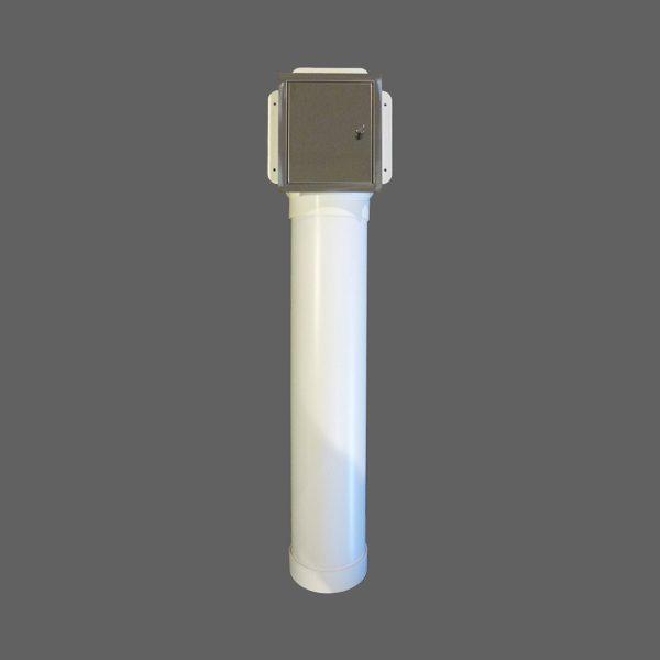De Roll-up RVS gepolijst reserverolhouder is een automatische inbouw dispenser voor reserve toiletrollen. De Roll-up kan worden ingebouwd in de onbenutte holle ruimte naast het toiletinbouwreservoir (wandcloset) in uw toilet, badkamer en of sanitaire ruimtes.